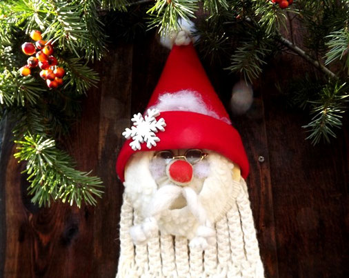 makramee,diy makramee,makramee anleitung,weihnachtsdeko diy,weihnachtsdeko hauseingang,