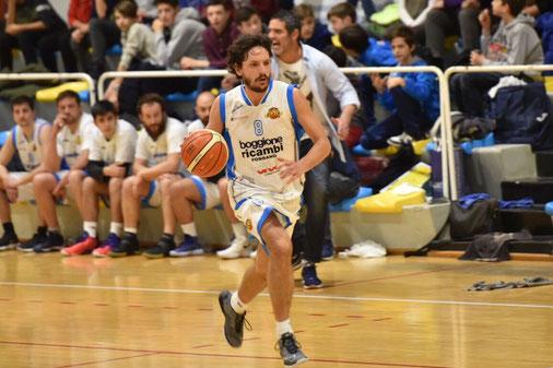Alberto Mondino, per lui 16 punti nel Basket Day - Guido Fissolo, ph