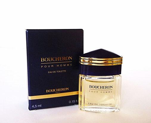 2) BOUCHERON HOMME - EAU DE TOILETTE 4,5 ML