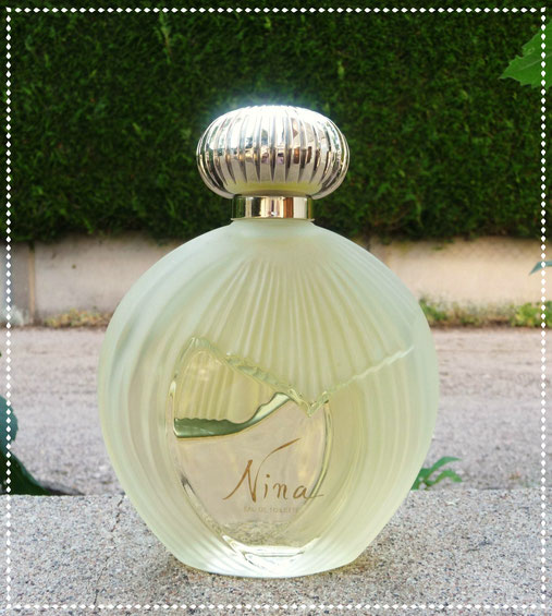 NINA 1ère VERSION - GROS FLACON EAU DE TOILETTE 420 ML - CREATION LALIQUE