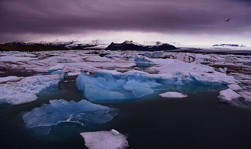 Polare Nachtstimmung um 23°°Uhr
