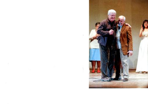 la compagnia teatrale pardo mariani ed  Enrico Papa