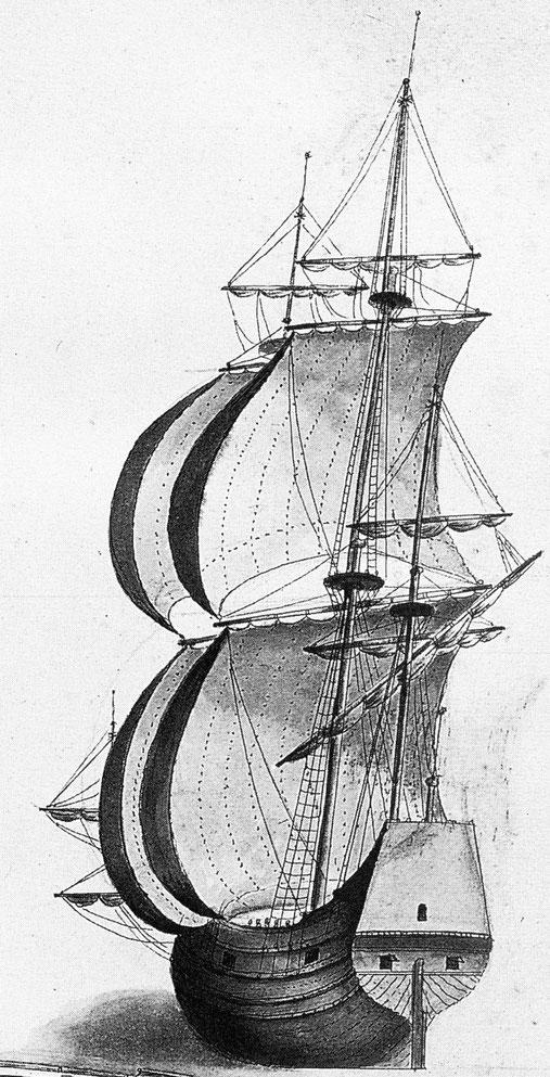 Type de navire armé à la pêche à la morue à Terre-Neuve