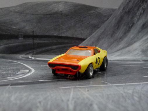 Faller AMS Plymouth Road Runner Stock Car