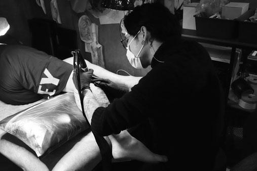 埼玉,さいたま市,大宮,浦和,刺青,彫師,タトゥー,jade custom ink,tattoo,takuya
