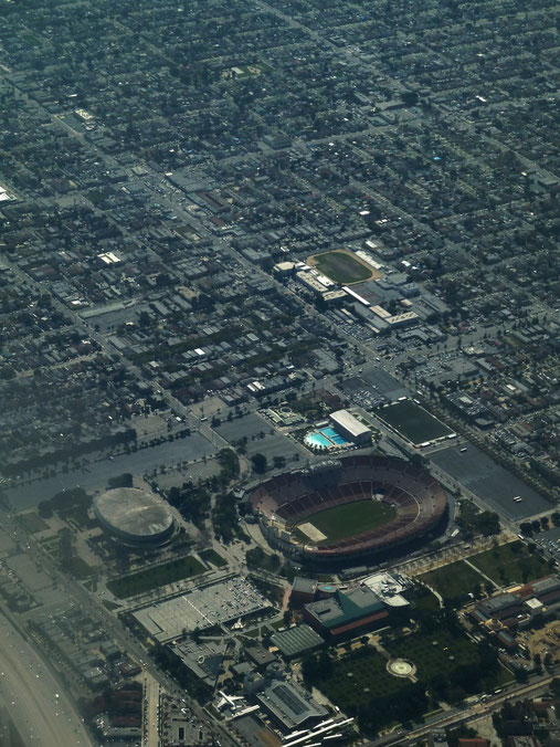Los Angeles Memorial Coliseum + Los Angeles Memorial Sports Arena