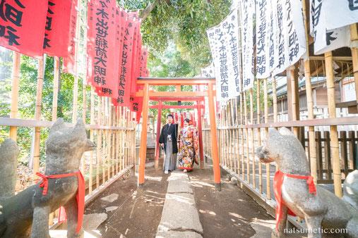 代々木八幡宮 人前式 和婚 カメラマン 外注カメラマン おすすめ 渋谷区