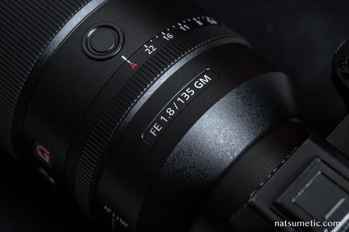 ソニーSEL135mm F1.8GM でのウェディング撮影写真
