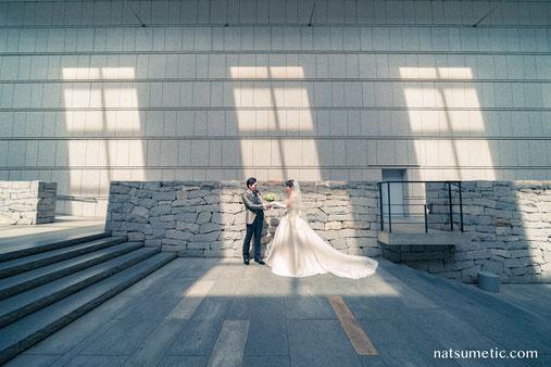 東京オペラシティー・外注持ち込みフリープロカメラマンの撮影写真・ラヴィクレール・新宿初台ブライダル
