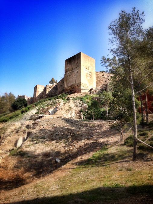 Torreón del la Alcazaba