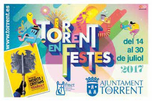 Fiestas de Torrent - Torrent en Festes