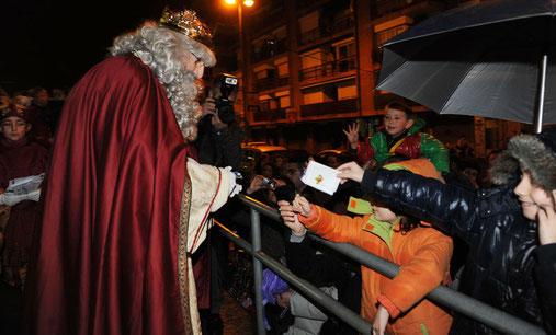 Cabalgata de Reyes de Mollet del Vallés