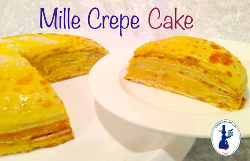 French Crepe and Cake chocolate mn