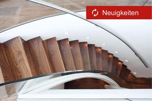 Treppen Neuigkeiten bei Treppen.de