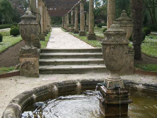 Historic garden-garden design