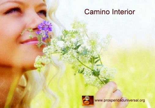 CAMINO INTERIOR-VIVIR EN PLENITUD ESPITUAL - PROSPERIDADUNIVERSAL.ORG