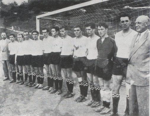 Die Mannschaft von 1962