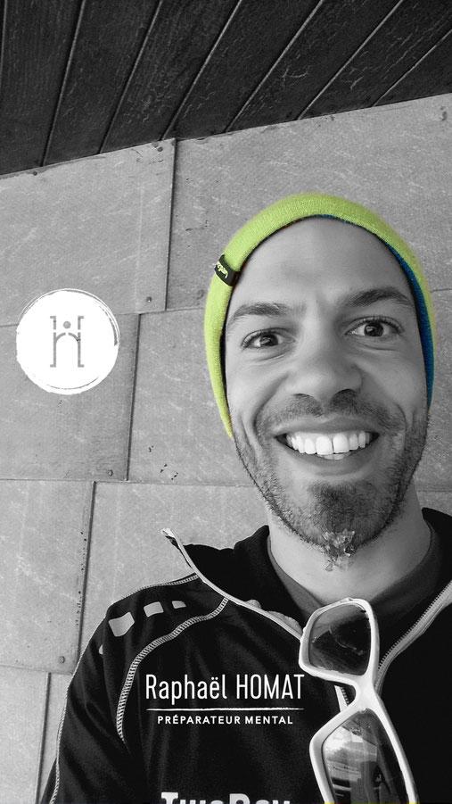 Raphaël Homat, préparateur mental, the revenant, leonardo di caprio, sport