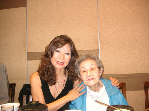 2013-09 - meine Mutter - 95 Jahre