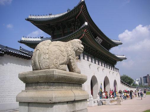 Korea / Seoul - Kyongbok Palast