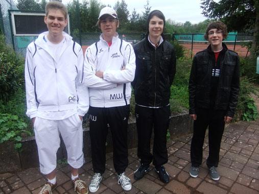 TC Kusel Jungen U 18