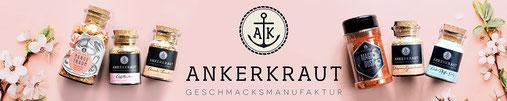 Ankerkraut - Die Geschmacksmanufaktur aus Hamburg  - Gewürz-Manufaktur copyright Ankerkraut