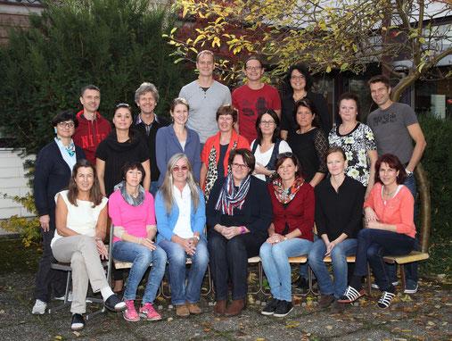Lehrerteam 2013/14