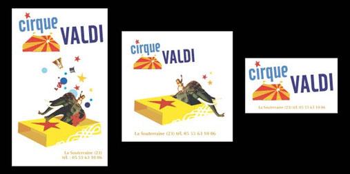 Stikers x3 C. Valdi