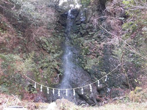 日見ずの滝