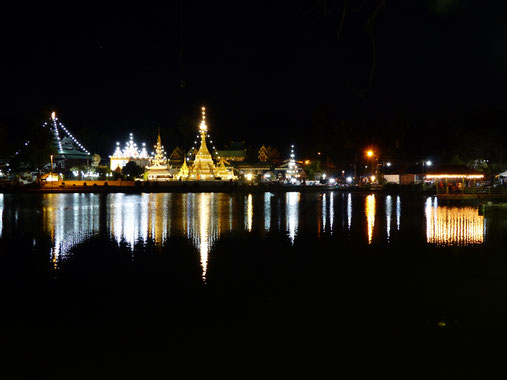 Mae Hong Son by night