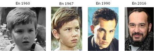 acteur Mehdi el Glaoui (fils de Cécile Aubry)