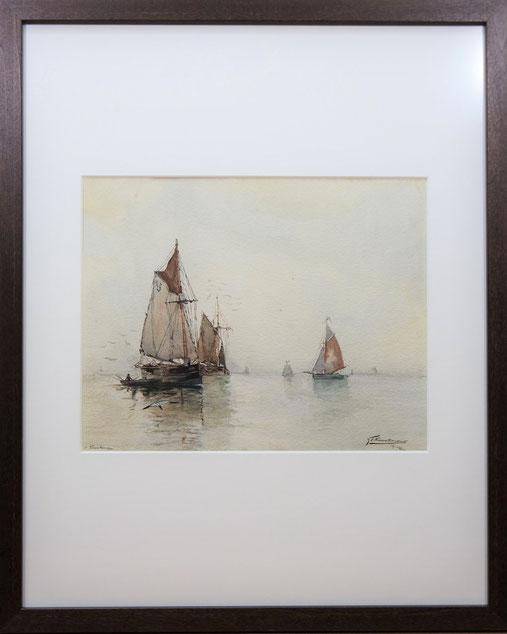 te_koop_aangeboden_een_kunstwerk_van_de_kunstenaar_jan_frank_niemantsverdriet_1885- 1945_hollandse_school