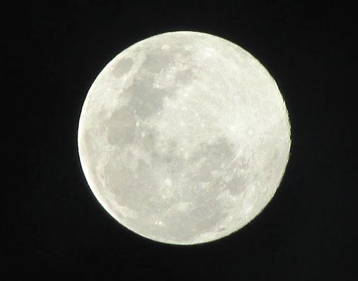 Super Moon (2014.8.10)
