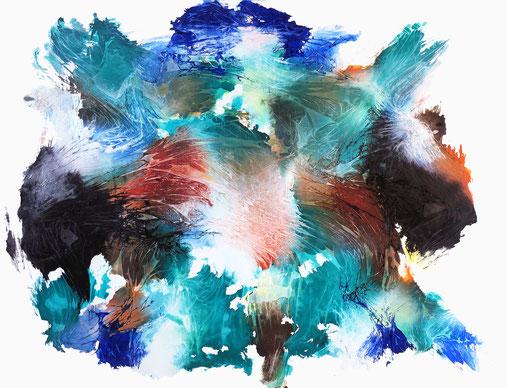 Titans n°11, dim. 130 x 170 cm, 2021