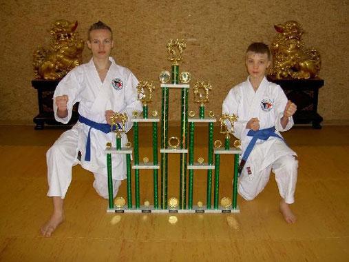 TOWASAN Karate Schule München - ISKA German Open in Augsburg 2008