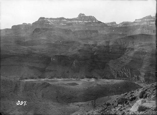 Cardenas Hilltop Ruinen
