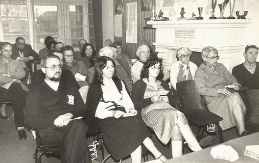 Assemblée Générale du club, le 14 juin 1980