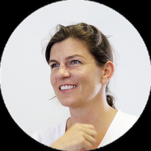 Malene Mäser, Physiotherapeutin in Bregenz