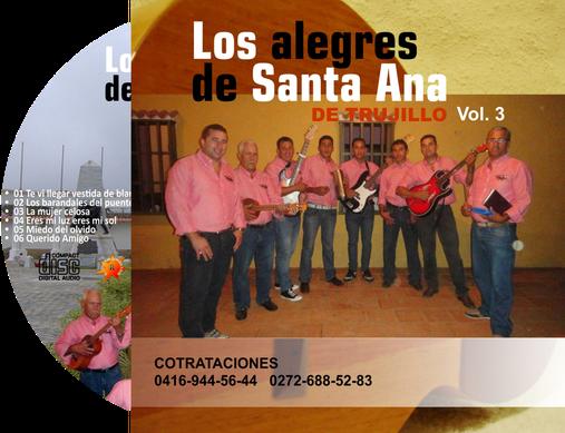 Los Alegres de Santa Ana de Trujillo