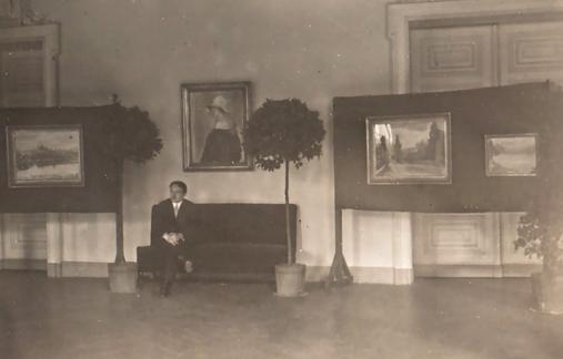 Ausstellungen im Saal der Casino Gesellschaft in Solingen