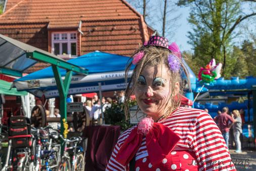 Frau Clown