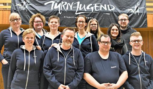 Vorstand Turnjugend Si-Turngau