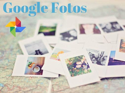 Google Fotos para organizar y conservar tus fotos - AorganiZarte -