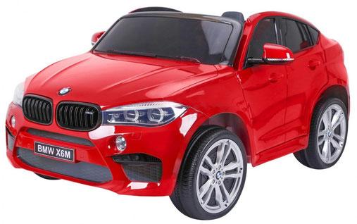BMW/Kinder Auto/Elektroauto/Kinderauto/2 Sitzer/XXXL/lizensiert/2018/rot lackiert/