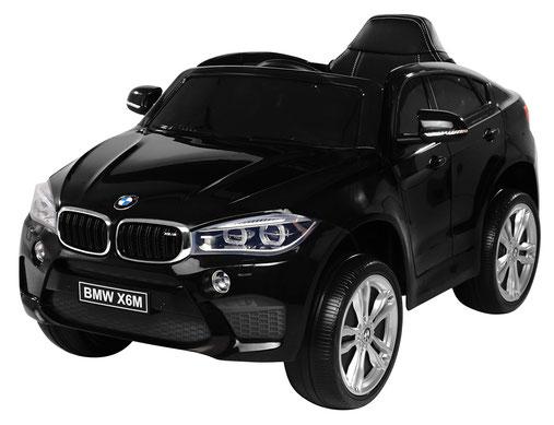 BMW/Kinder Auto/Elektroauto/Kinderauto/1 Sitzer/lizensiert/2018/schwarz/