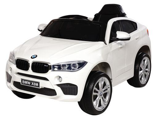 BMW/Kinder Auto/Elektroauto/Kinderauto/1 Sitzer/lizensiert/2018/weiß/