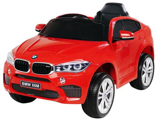 BMW/Kinder Auto/Elektroauto/Kinderauto/1 Sitzer/lizensiert/2018/rot/