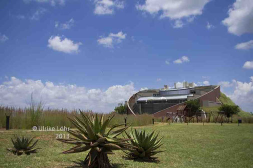 Maropeng - Cradle of Humankind