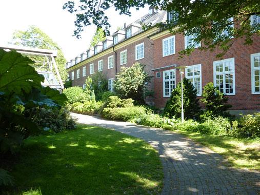 Das Botanische Institut heute