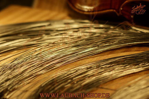 All-metal strings  for VIOLINS, VIOLAS or CELLOS